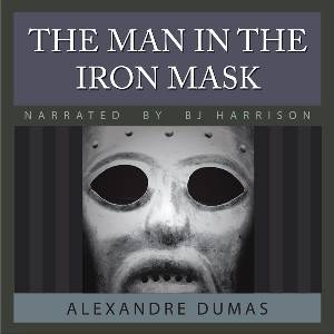 The Man in the Iron Mask, by Alexandre Dumas LARGE