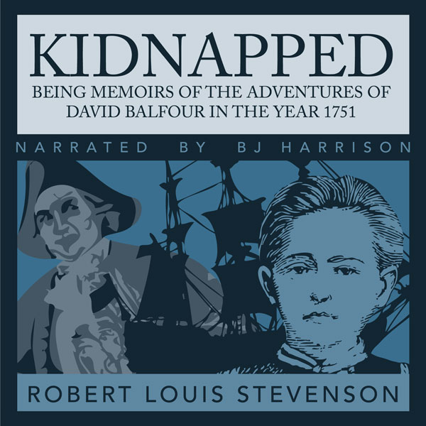 Unabridged Audiobook, narrated by B.J. Harrrison
