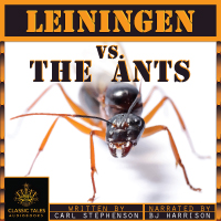 Leiningen vs. the Ants, by Carl Stephenson