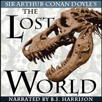 The Lost World, by Sir Arthur Conan Doyle (Unabridged Audiobook) THUMBNAIL