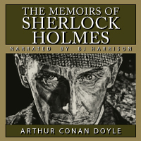 The Memoirs of Sherlock Holmes, by Sir Arthur Conan Doyle (Unabridged mp3/AAC Audiobook download)_THUMBNAIL