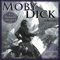Moby Dick, by Herman Melville LARGE
