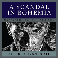 A Scandal in Bohemia, by Sir Arthur Conan Doyle_THUMBNAIL