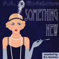 Something New, by P.G. Wodehouse (mp3/AAC audiobook download) THUMBNAIL