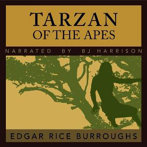 Tarzan of the Apes, by Edgar Rice Burroughs LARGE