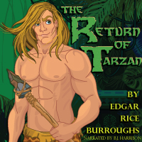 The Return of Tarzan, by Edgar Rice Burroughs (Unabridged digital download)_THUMBNAIL