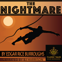 The Nightmare, by Edgar Rice Burroughs LARGE