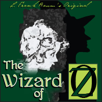 The Wizard of Oz, by L. Frank Baum (Unabridged Audiobook)