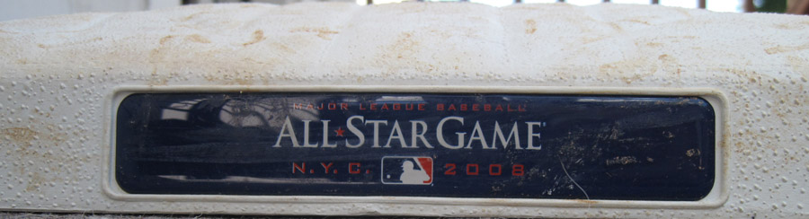 Game Used Bases