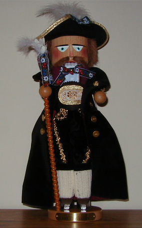 """The Bavarian"" Limited Edition Steinbach Nutcracker (signed by Mr. Steinbach)_MAIN"