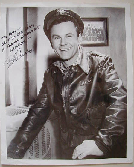 Bob Crane Annotated Photograph