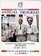 1983 National Baseball Hall of Fame