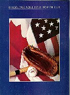 1986 Official MLB World Series Program MAIN