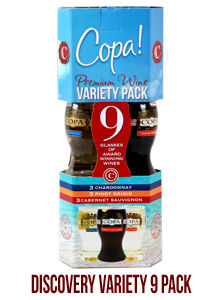 Discovery Variety 9 Pack