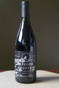 2015 Oregon Mountain Pinot Noir MAIN