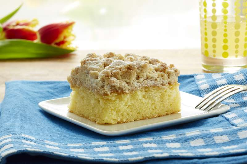 Hahn's Old Fashioned Crumb Cake
