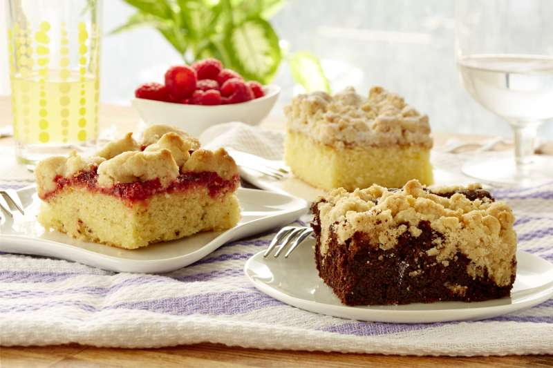 Variety Pack Crumb Cake from Hahn's Old Fashioned Crumb Cakes