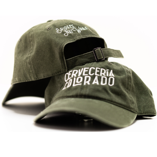 Cerveceria Colorado Hat - Olive MAIN