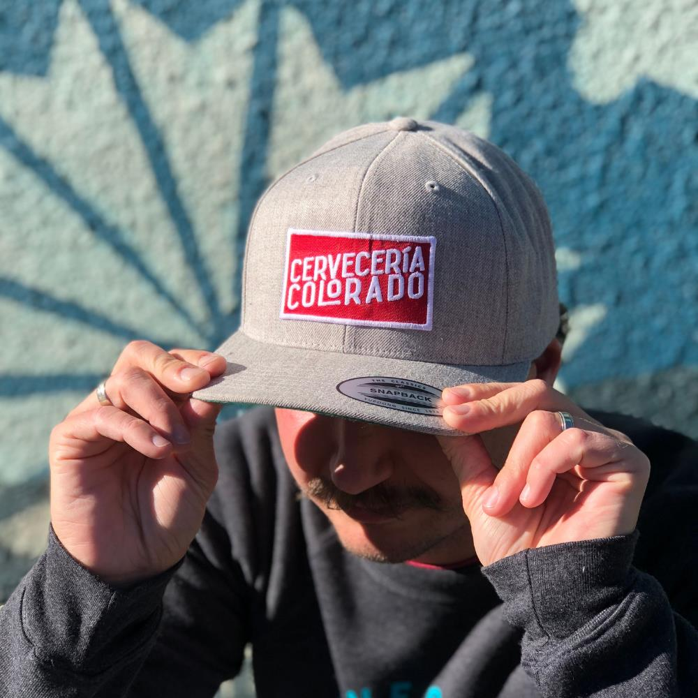 Cerveceria Colorado Hat - Red Patch