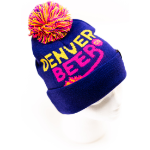 Denver Beer Co Beanie - Pom Pom SWATCH