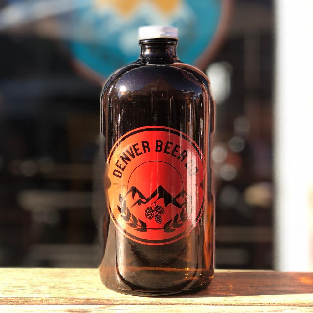 DBC Glass - Mini Growler