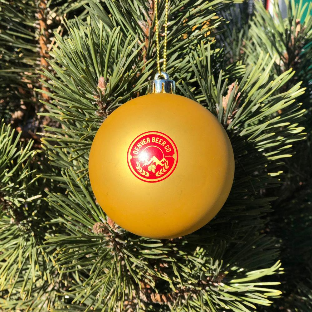 DBC Ornament - Gold