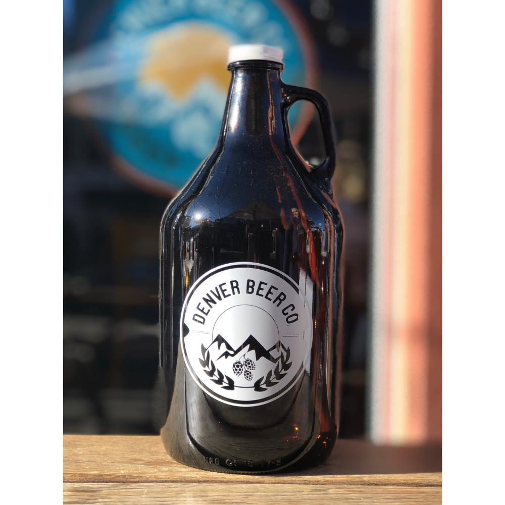 DBC Glass - Growler