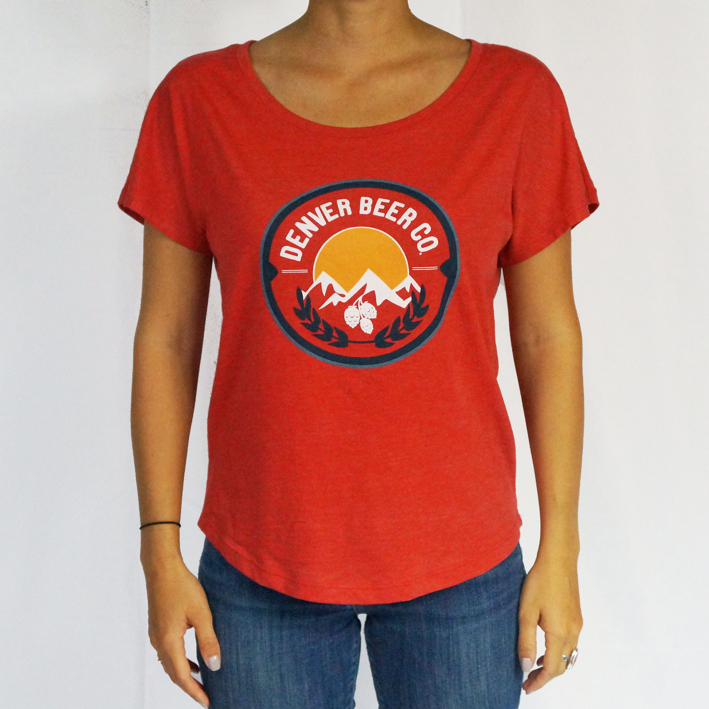 DBC Red Logo Shirt