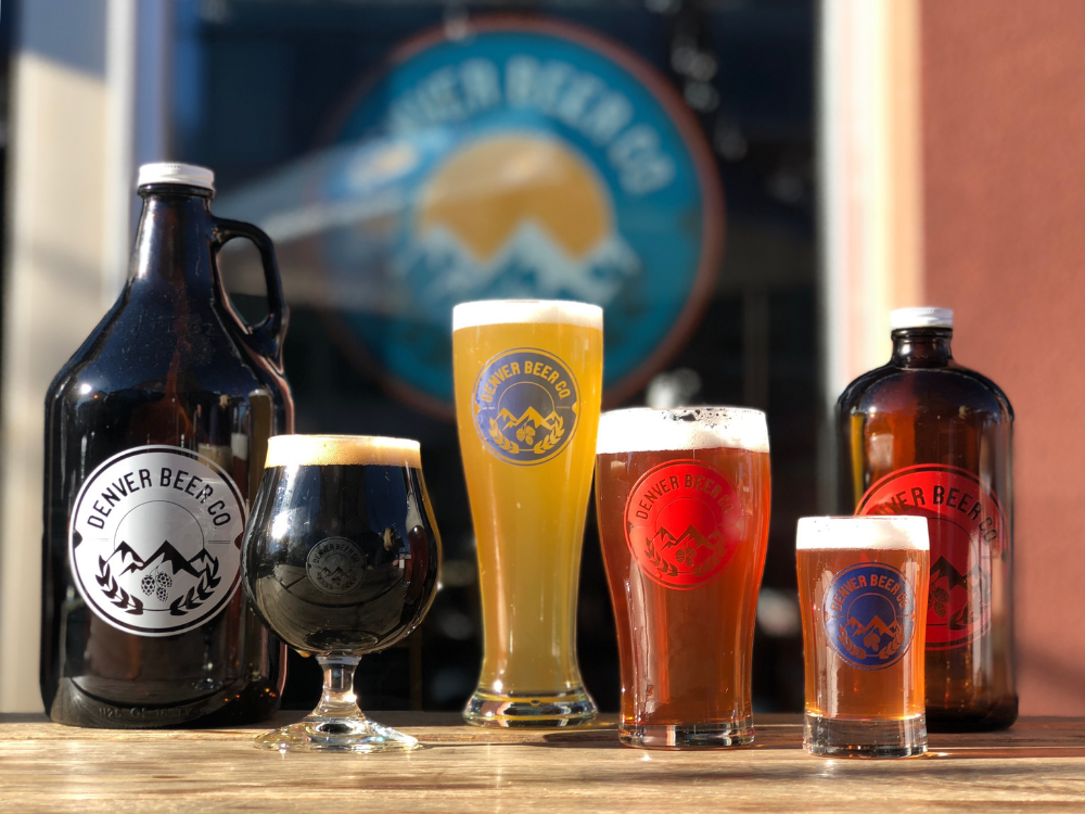 Glassware & Growlers
