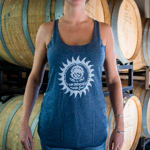 Sun Drenched Logo Tank Top