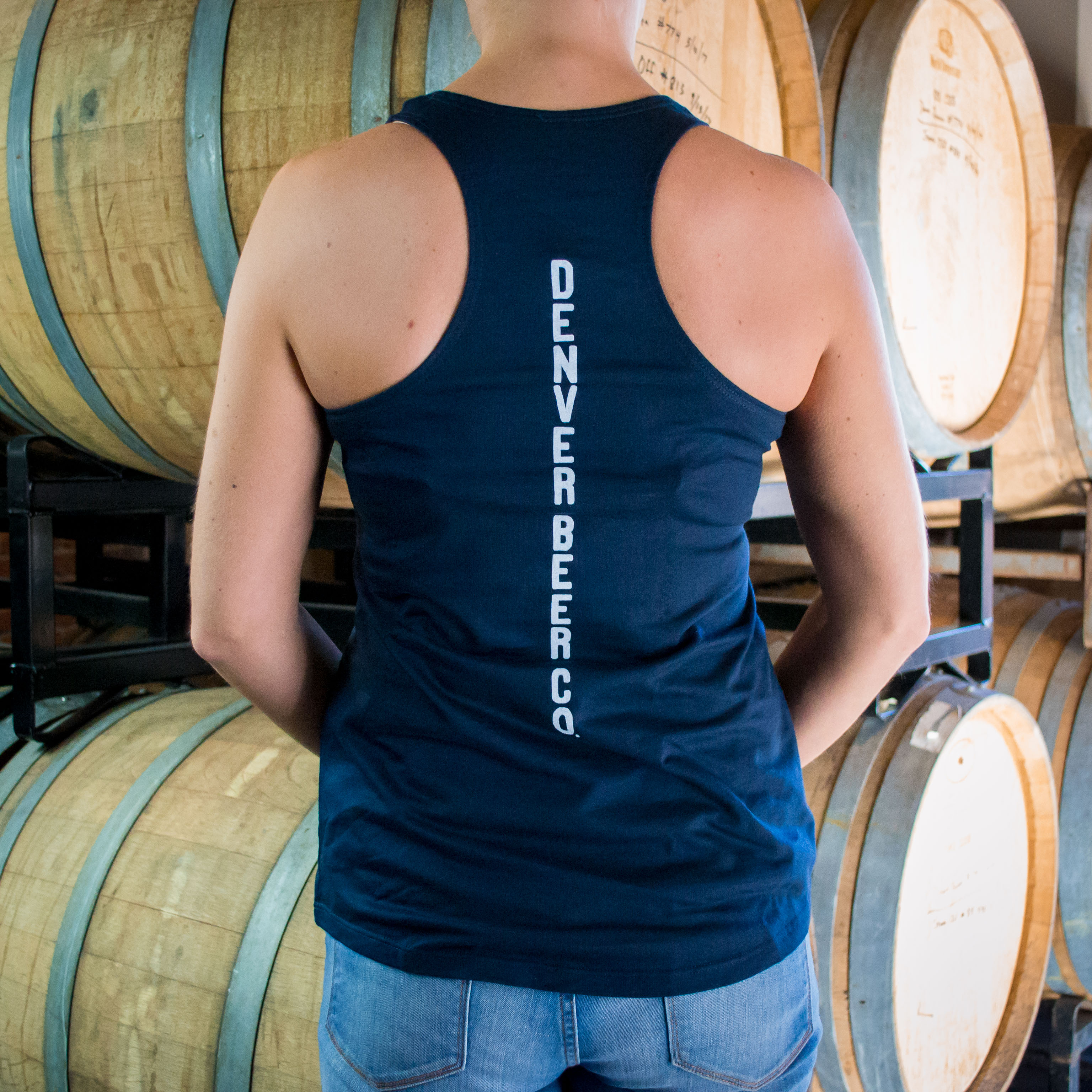 DBC Logo Blue Tank Top Mini-Thumbnail