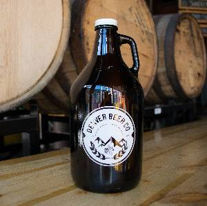 DBC Logo Growler