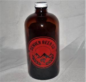 DBC Logo Mini Growler