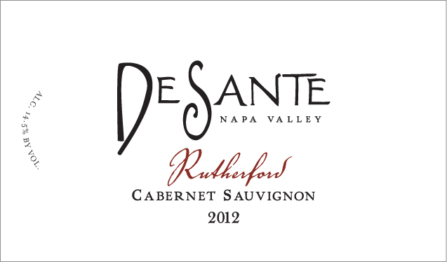 2012 Rutherford Cabernet Sauvignon