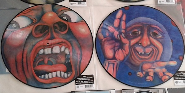 King Crimson - In The Court of the Crimson King (vinyl picture disc)