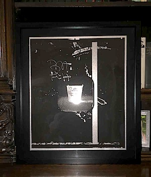 Holy Relic 4: Autographed & Framed Film From THRaKaTTaK