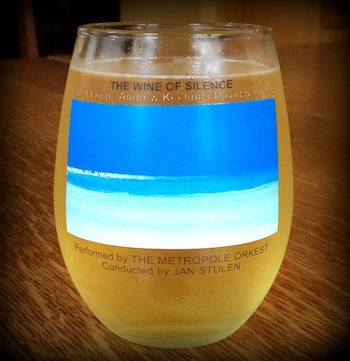 Wine of Silence - Stemless Wine Glass