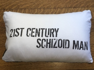 Pillow - 21st Century Schizoid Man