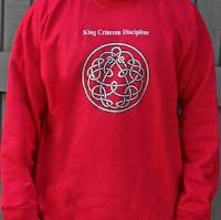 Sweatshirt - Discipline (Red)