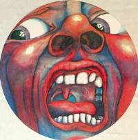 Sticker - Schizoid Face