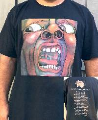 T-Shirt - 2017 Tour - In The Court Of The Crimson King (2nd Leg)