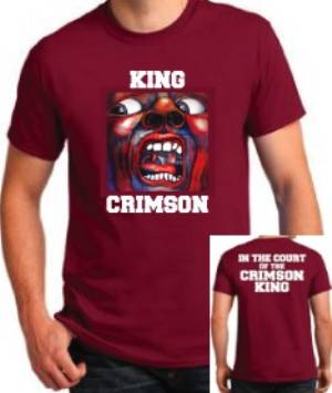 T-Shirt - The Crimson King (The Cardinal)