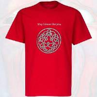 T-Shirt -Discipline (Red)