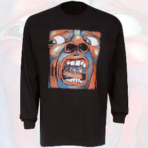 T-Shirt - In the Court of the Crimson King (Long Sleeve)