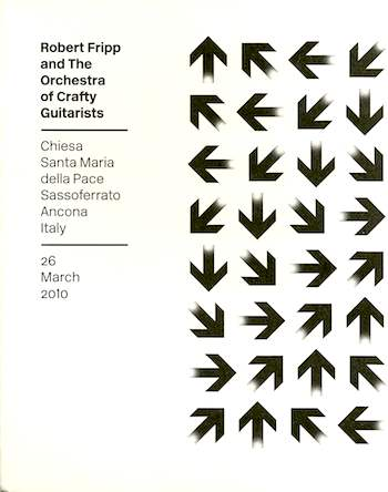 Robert Fripp and The Orchestra of Crafty Guitarists (DVD)