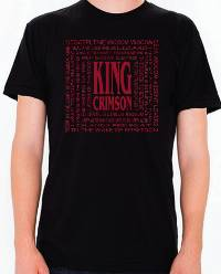 T-Shirt - King Crimson Squared