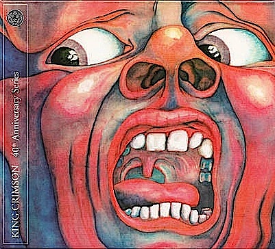 King Crimson - In The Court Of The Crimson King - 40th Anniversary Series (CD/DVD-A)