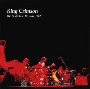 King Crimson - CC - The Beat Club, Bremen 1972