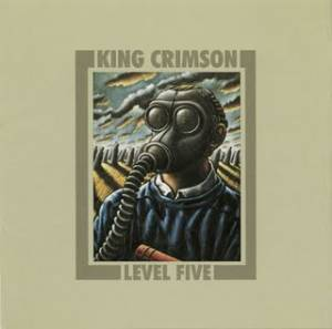 King Crimson - Level Five (EP)