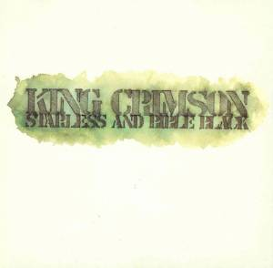 King Crimson - Starless And Bible Black (vinyl)